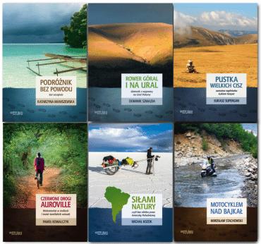Seria Na Szlaku książki podróżnicze