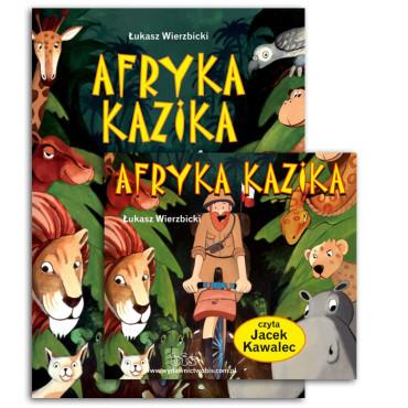 Afryka Kazika. Wierzbicki Łukasz